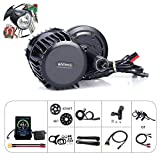 Bafang 8fun BBSHD 48V 1000W Kit de Motor Central Bicicleta elctrica Ebike Display Motor Central sin...
