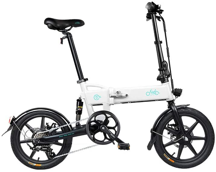 FIIDO D2S EBIKE color blanca